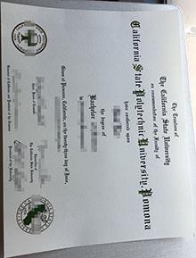 Buy superior Cal Poly Pomona diploma, fake CPP degree