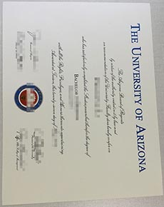 Who can create University of Arizona degree? Buy a fake UA diploma