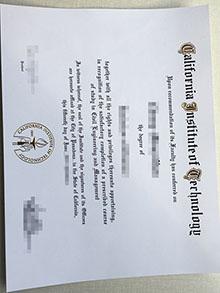 California Institute of Technology phony degree, buy fake CIT diploma