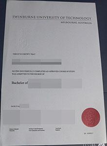 Swinburne University of Technology degree, buy fake SUT diploma and transcript
