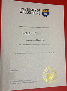 University of Wollongong degree, buy a diploma and transcript from Australia