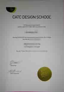 CATC DESIGN SCHOOL CERTIFICATE,buy fake diploma and transcript