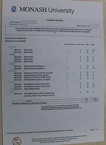 Monash University transcript ,buy fake diploma and transcript online