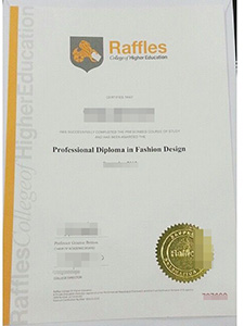 How to buy a diploma of Raffles College of Higher Education (RCHE)?