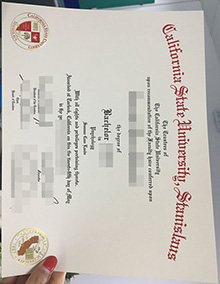CSU Stanislaus fake degree, buy a Stanislaus State certificate U.S.