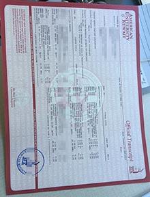 AUK academic transcript, buy original Ameican University of Kuwait Official Transcript
