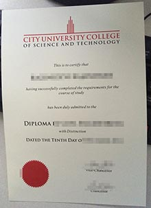 Counterfeit CUCST diploma, buy a fake Malaysia City UC degree online