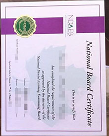 Buy NDAEB certificate, fake National Board Certificate online