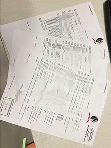 University of Kwazulu-Natal academic transcript, buy UKZN final results