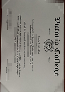 Buy Fake Diploma?How to Order a Victoria College Texas Diploma Online?