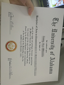 How to buy fake University of Alabama Degree with the Best Quality?