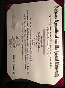 Buy Fake Alabama Agricultural and Mechanical University (AAMU) Diploma Quickly Just For A Better Job!