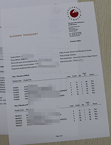 Plymouth University academic transcript, buy fake Plymouth Uni transcript
