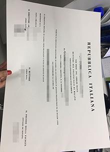 Buy Politecnico di Milano degree, fake POLIMI diploma sample