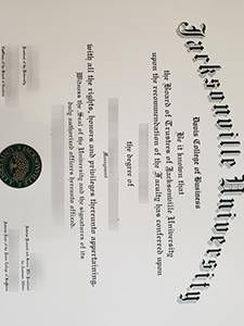 Jacksonville University degree, buy fake JU degree and transcript online