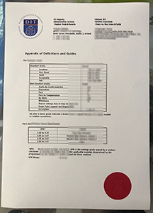 How to Buy Fake DIT Transcript With High Quality Online?