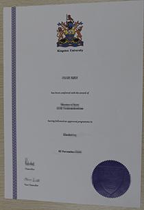 Kingston University degree certificate, get a legit Kingston University diploma
