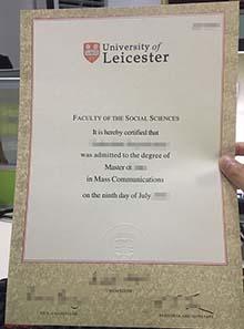 University Leicester fake diploma, buy UK degrees