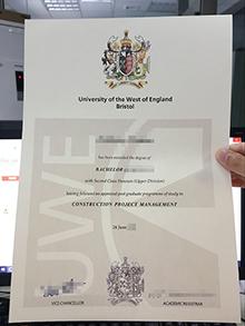 Fake UWE degree, buy fake UWE degree and official transcript