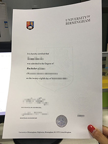 Birmingham Uni Bachelor degree, buy fake Birmingham University degree