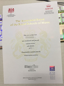 How to Purchase a Fake ABRSM Diploma Certificate?