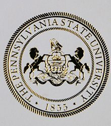 Golden seal of Western Kentucky University, buy fake diploma and transcript