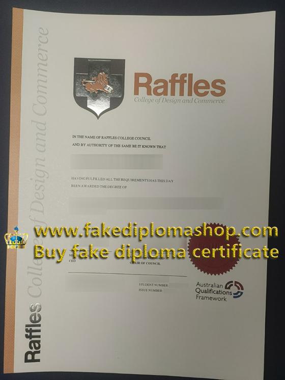 Fake RCDC degree