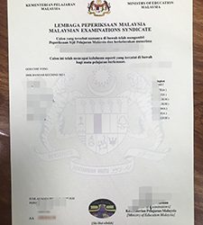 SPM certificate, purchase a faek Sijil Pelajaran Malaysia certificate and transcript online