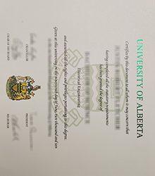 University of Alberta degree, buy a fake University of Alberta degree certificate online