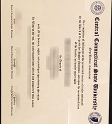 CCSU degree, Order a fake Central Connecticut State University degree online