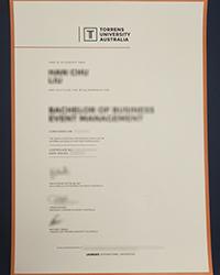 Torrens University Australia certificate maker, Buy a fake Torrens University Australia diploma