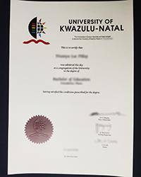 UKZN diploma, Buy a fake University of KwaZulu-Natal degree online